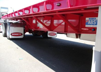 Domett Low Loaders
