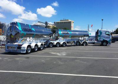 Domett Tankers