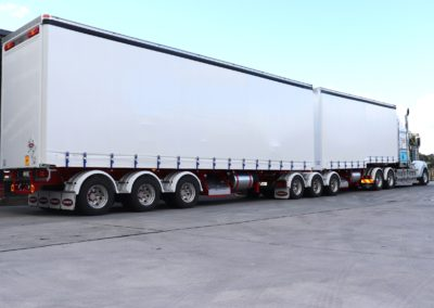 Domett Truck and Trailer