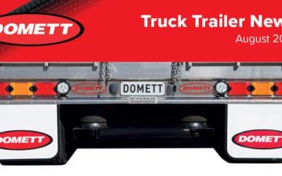 Truck Trailer News – August 2019