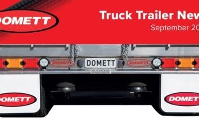 Truck Trailer News – September 2020