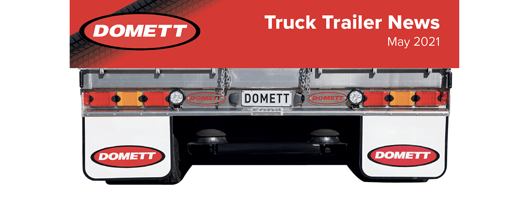 Truck Trailer News – May 2021